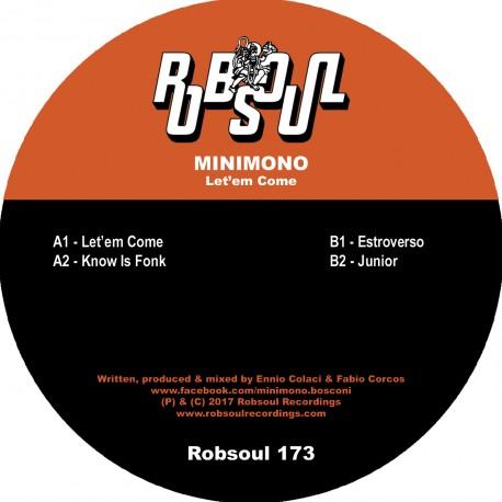 Minimono - Let'em Come