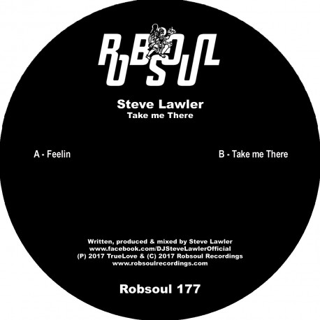 Steve Lawler - Take me There