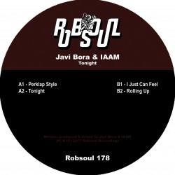 Javi Bora & IAAM - Tonight