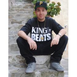 T-Shirt King Of The Beats
